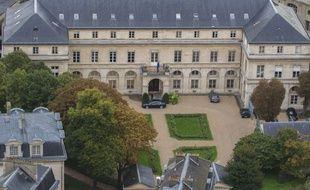 Le pavillon Boncourt, dans le 5e arrondissement de Paris, où est installé le ministère de l'Enseignement supérieur.