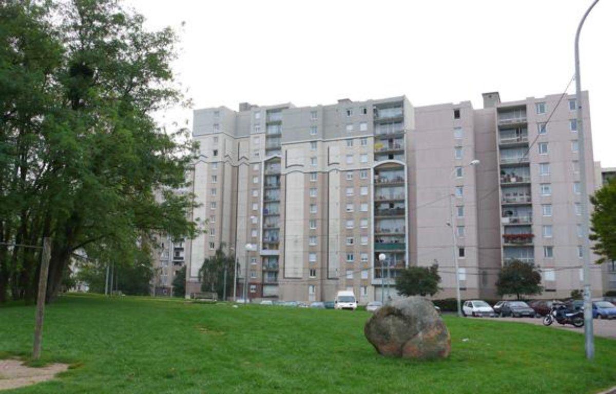La cité des Tarterêts, à Corbeil-Essonnes. – FACELLY/SIPA
