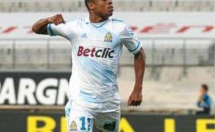 Rémy a marqué les 2 buts de l'OM.