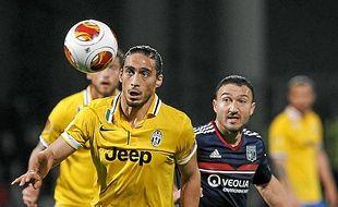 La Juve a gagné jeudi à Gerland.