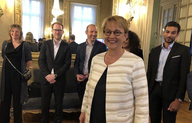 Résultat des municipales à Rennes: «Un choix clair, net et massif», se félicite Nathalie Appéré