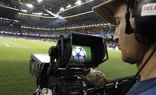 SFR est en train de chercher à revendre ses droits sportifs, notamment ceux de la Ligue des champions, à d'autres opérateurs français (photo d'illustration).