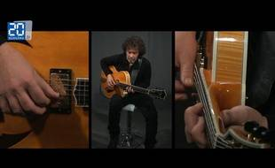 Tomas Gubitsch en live dans le studio de 20 Minutes