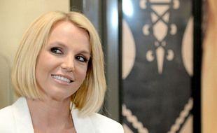 La chanteuse Britney Spears en 2014