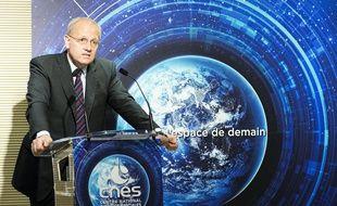 Jean-Yves Le Gall, président du Cnes, le Centre national des études spatiales.