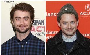 Daniel Radcliffe et Elijah Wood sont prêts à jouer dans un film ensemble.