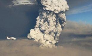 Les cendres du volcan Grimsvötn ont atteint le nord de l'Europe.