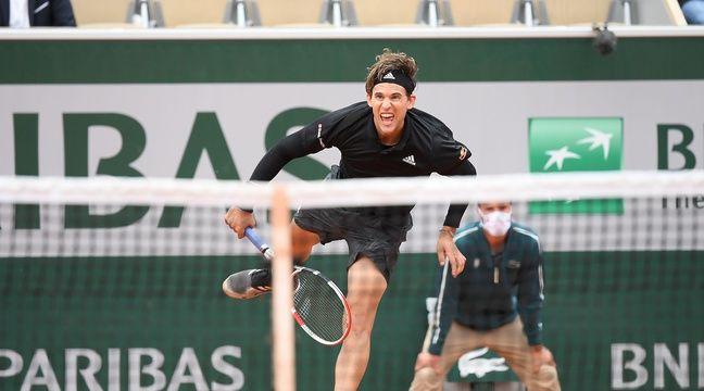 Roland Garros Quarts De Finale En Direct Nouveau Tie Break Entre Schwartzman Et Thiem On Va Y Passer La Nuit Suivez Le Live Avec Nous