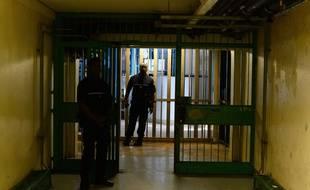L'agression s'est déroulée à la maison d'arrêt de Fontenay-le-Comte (Photo d'illustration maison d'arrêt de Bois-d'Arcy)