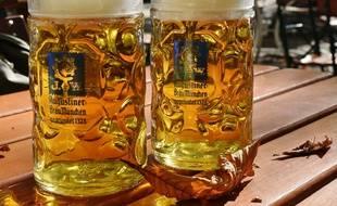 La bière consommée par l'Américain ne coûtait que 7,02 dollars.