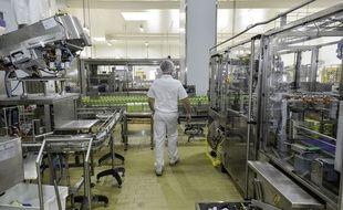 Le secteur agroalimentaire continue toujours d'être un gros pourvoyeur d'emplois en Bretagne.