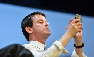 Manuel Valls le 15 mai 2015.
