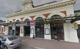 La jeune femme est descendue à la gare de Marmande samedi dernier, en oubliant son sac dans le train.