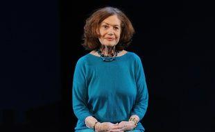 Genevieve Fontanel, ici dans la pièce «Les grandes filles», est décédée le 17 mars 2018 à l'âge de 81 ans