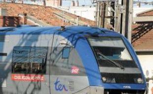 Gare de Toulouse-Matabiau.