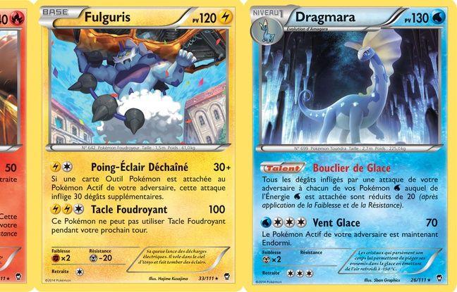 Les cartes Pokémon... Un succès monstre depuis 15 ans chez les kids.