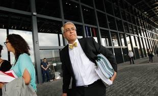 Maitre Fathi Benbrahim est l'avocat de l'homme poursuivi pour avoir laissé son ami prendre le volant ivre