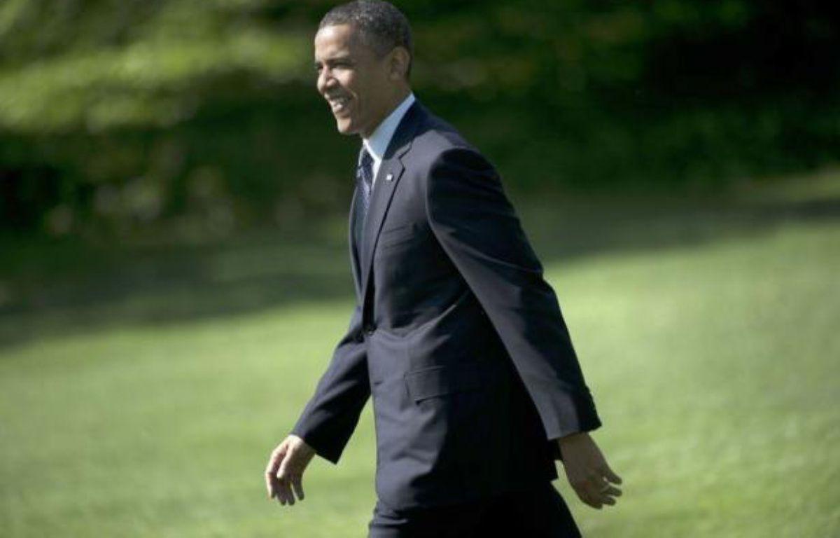 Barack Obama va récupérer jeudi des millions de dollars pour financer sa campagne de réélection grâce à George Clooney, hôte d'une réunion de levée de fonds en faveur du président américain sortant – Brendan Smialowski afp.com