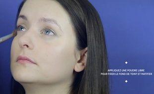 Un make-up éclatant pour avoir bonne mine, même en hiver.