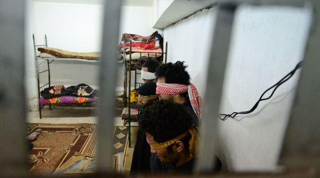Trois Français condamnés à mort pour appartenance au groupe EI