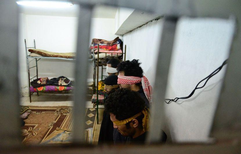 Irak: Trois Français condamnés à mort pour appartenance au groupe EI