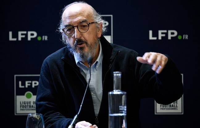 Jaume Roures lors de son passage à la LFP en décembre 2019.
