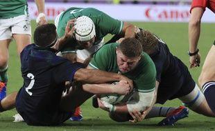 Un gros duel lors d'Ecosse - Irlande