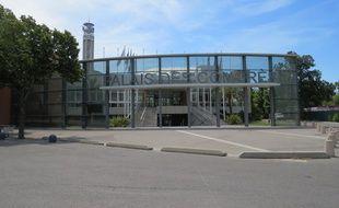 Marseille, le parc Chanot