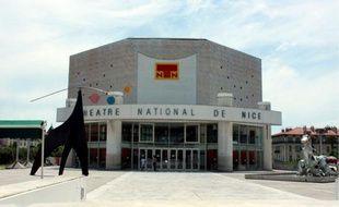 L'actuel Théâtre national de Nice (Illustration)