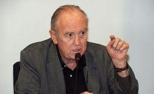 Le professeur Henri Joyeux le 17 août 2011.