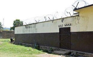 La prison de Bangui, en Centrafrique, le 22 avril 2014. (Illustration)
