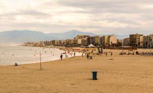 La plage est sans conteste l'une des principales attractions touristiques de Canet-en-Roussillon.