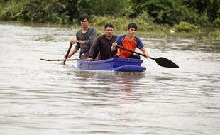 Les pluies torrentielles de ces derniers jours ont tué au moins 14 personnes dans le sud de la Thaïlande, a indiqué le gouvernement le 6 décembre 2016