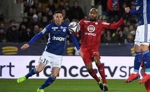 Coupe de la Ligue: Strasbourg - Bordeaux