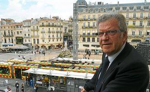 Jean-Pierre Moure (PS) gagnerait la mairie dans tous les cas de figure.