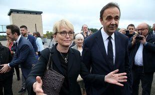 Claude Chirac est candidate aux élections départementales en Corrèze.
