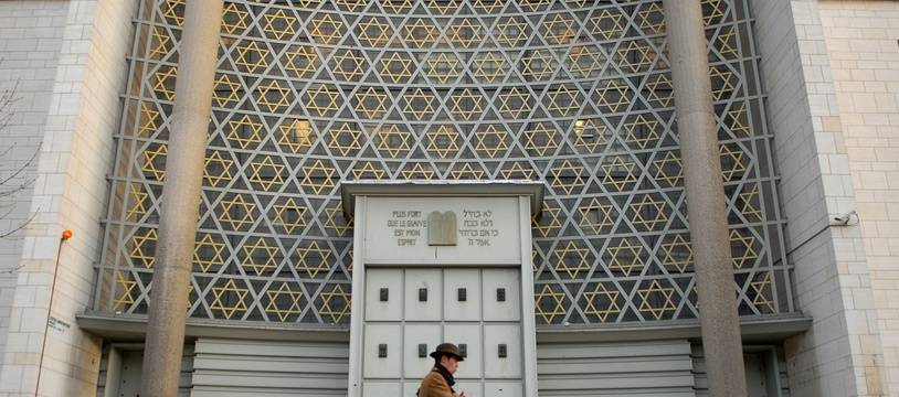 La synagogue de Strasbourg en 2007 (photo d'illustration)
