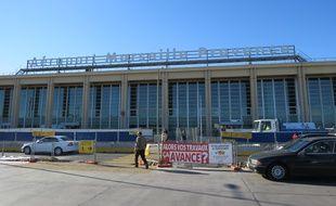 L'aéroport Marseille Provence