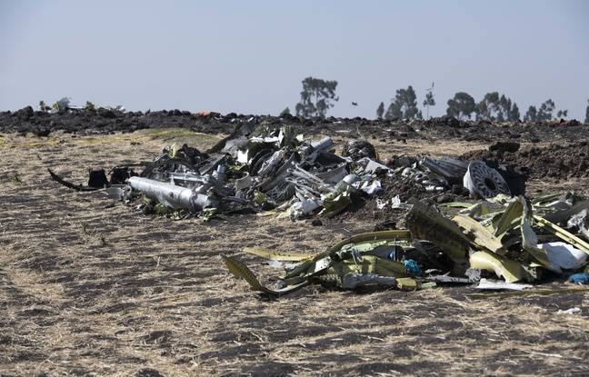 Boeing 737 MAX: Le rapport préliminaire sur le crash du vol d'Ethiopian attendu ce lundi