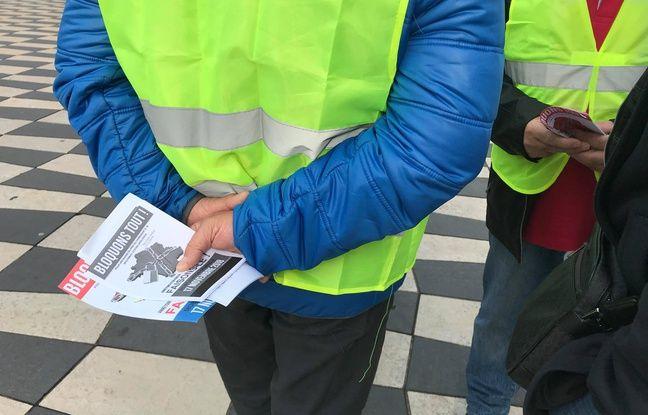Blocage des «gilets jaunes»: L'homme qui a renversé un policier pourrait être déféré et jugé dès lundi