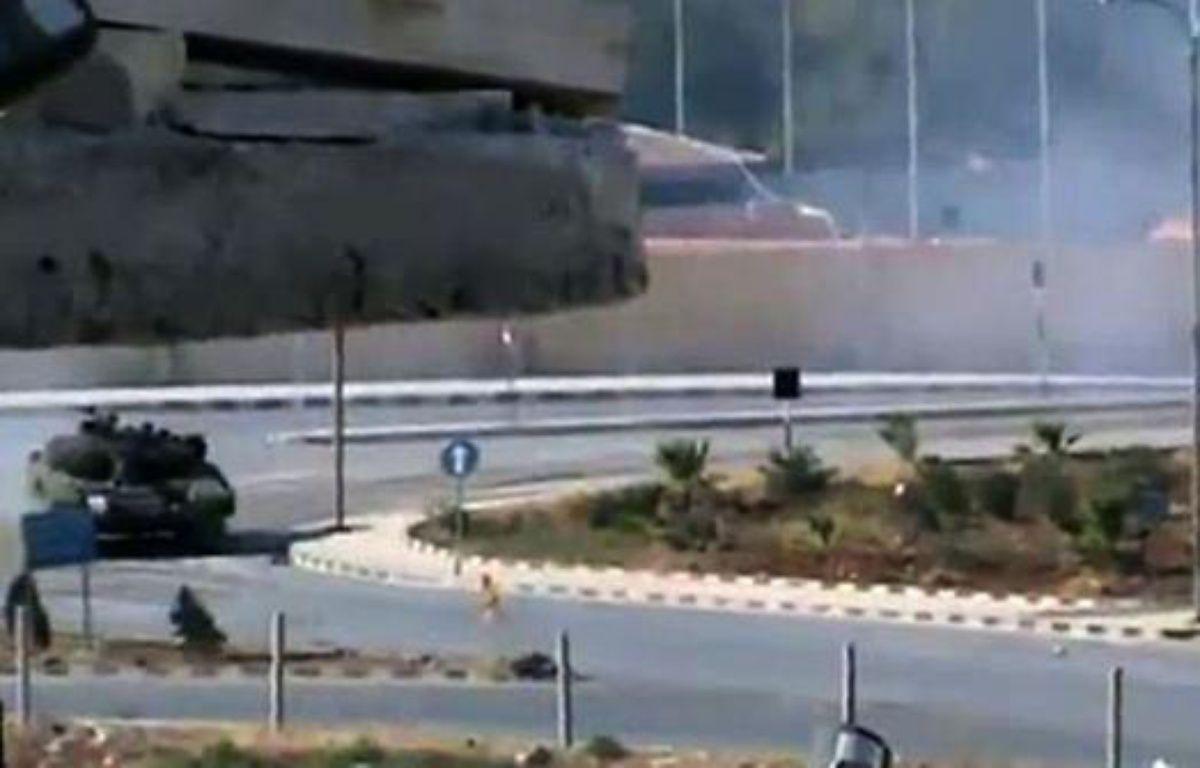 L'armée syrienne a pénétré mercredi matin avec des chars dans le quartier rebelle de Salaheddine, à Alep, où de très violents combats avaient lieu, a affirmé à l'AFP un commandant local de l'Armée syrienne libre (ASL, rebelles). –  afp.com