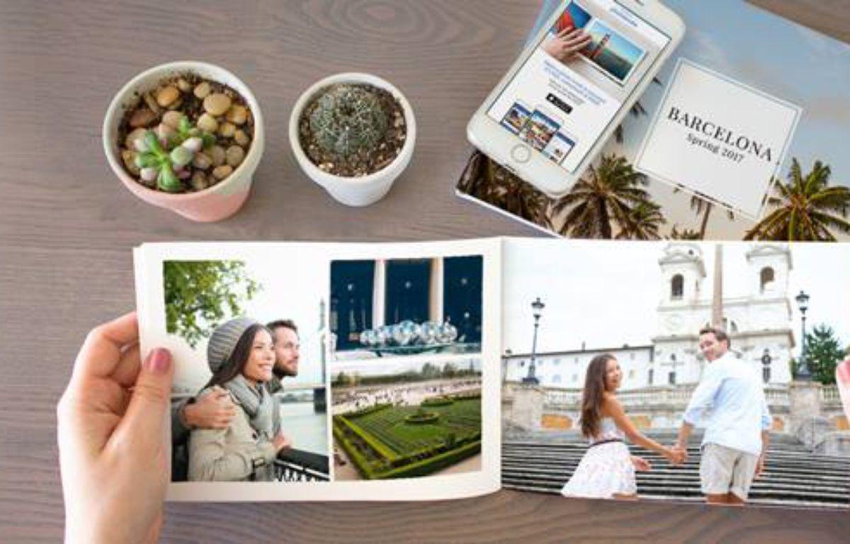 Au format 15x20, le livre Photobooks peut contenir jusqu'à 6 photos par page. – CLARANOVA