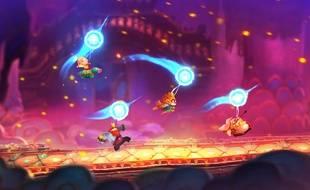 Unruly Heroes a été conçu par le studio montpelliérain Magic Design Studios