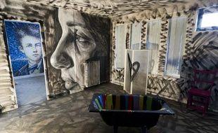 La Tour Paris 13, édifice œuvre d'art, ouvre ses portes avant démolition du 1er au 31 octobre 2013, 1-5 de la rue Fulton, dans le 13earrondissement à Paris.