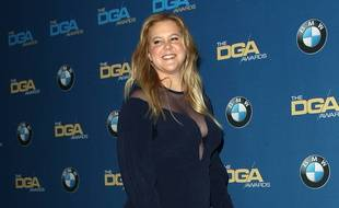 L'actrice Amy Schumer