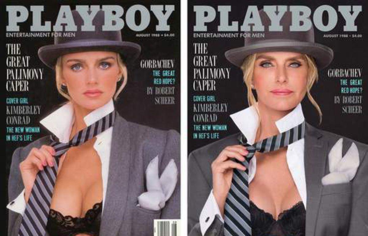 Kimberly Conrad Hefner, Playmate de l'année 1989, est toujours aussi sexy en 2017. – Playboy