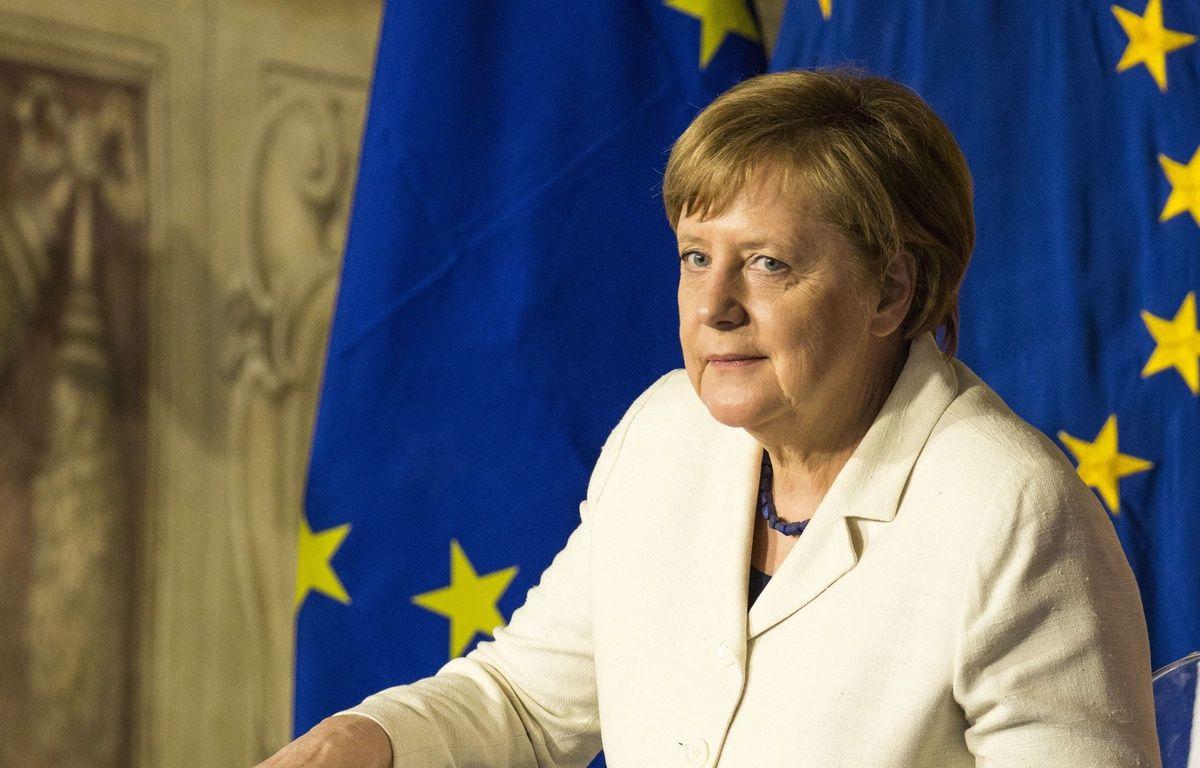 Comment Angela Merkel a planté Strasbourg pour l'inauguration de son tram vers Kehl (Illustration) –  Steve Bisgrove/Shutters/SIPA
