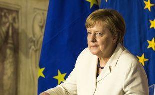 Comment Angela Merkel a planté Strasbourg pour l'inauguration de son tram vers Kehl (Illustration)
