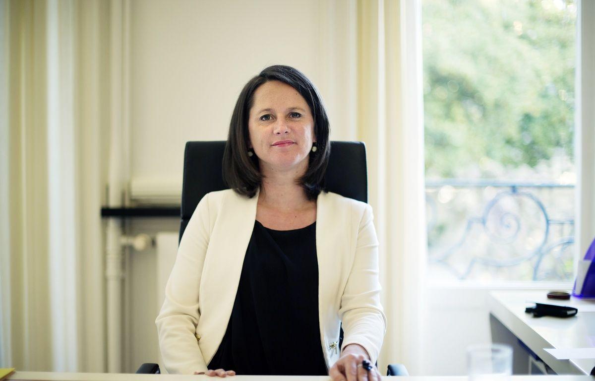 Johanna Rolland, marie de Nantes – L. Venance/ AFP