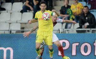 L'ancien capitaine du FC Nantes Olivier Veigneau, désormais en Turquie.